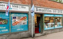 Butiken i Göteborg