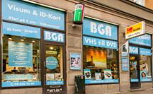 Butiken på Folkungagatan 132, Stockholm